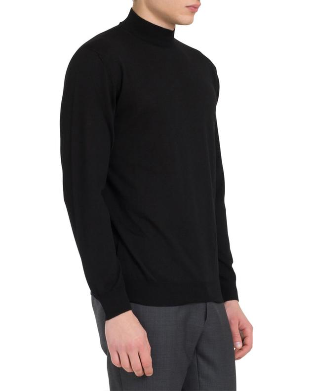Pullover aus Merinowolle und Seide MAURIZIO BALDASSARI
