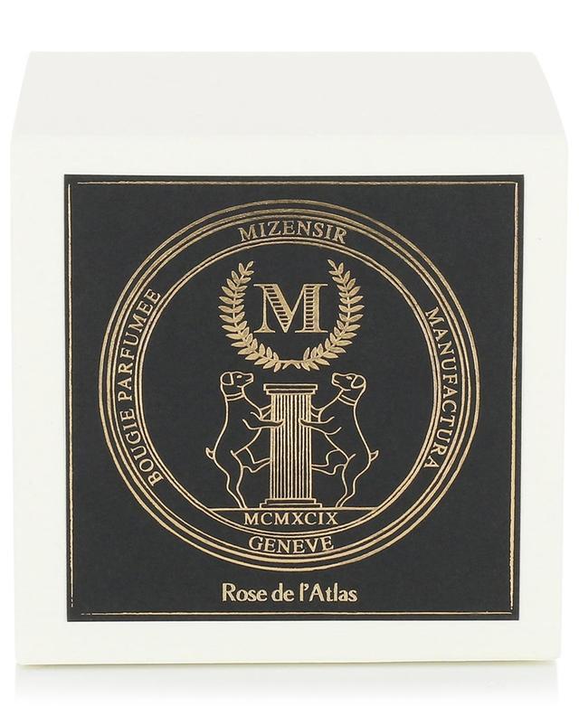 Bougie parfumée Rose de l'Atlas MIZENSIR