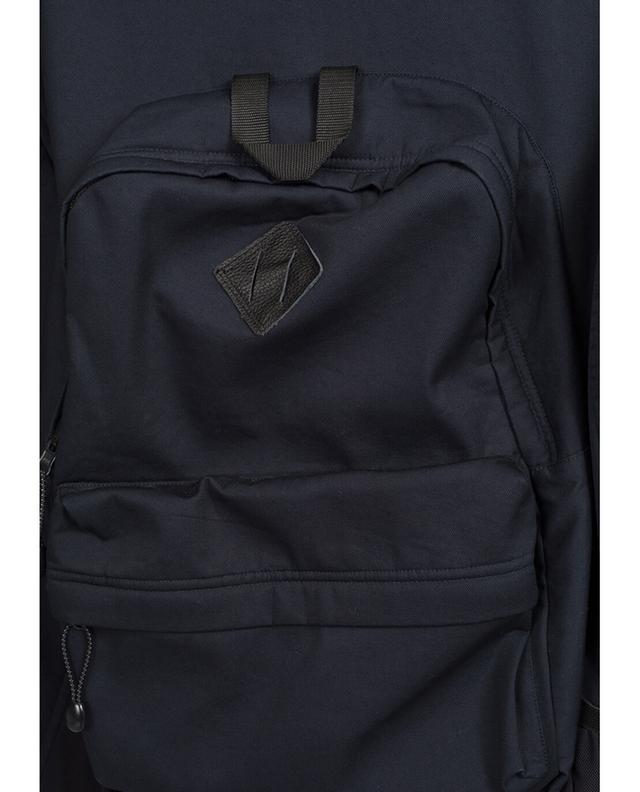0122d6cae766 Adidas Y-3 Cotton coat Black - BG Outlet