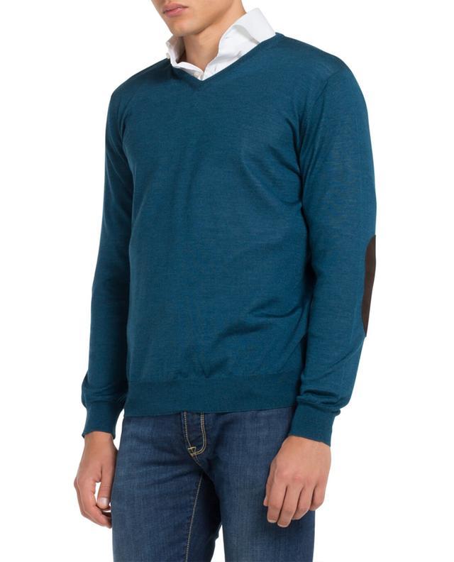 Pullover aus Wolle und Seide MAURIZIO BALDASSARI
