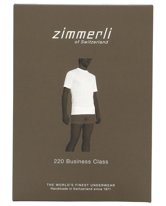 220 Business Class cotton t-shirt ZIMMERLI