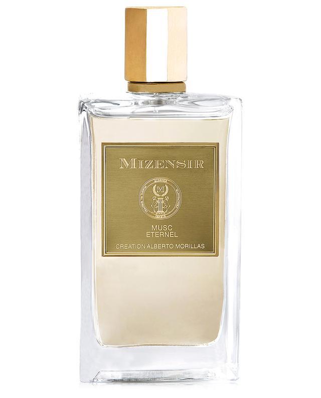Mizensir eau de parfum musc eternal blanc a53080
