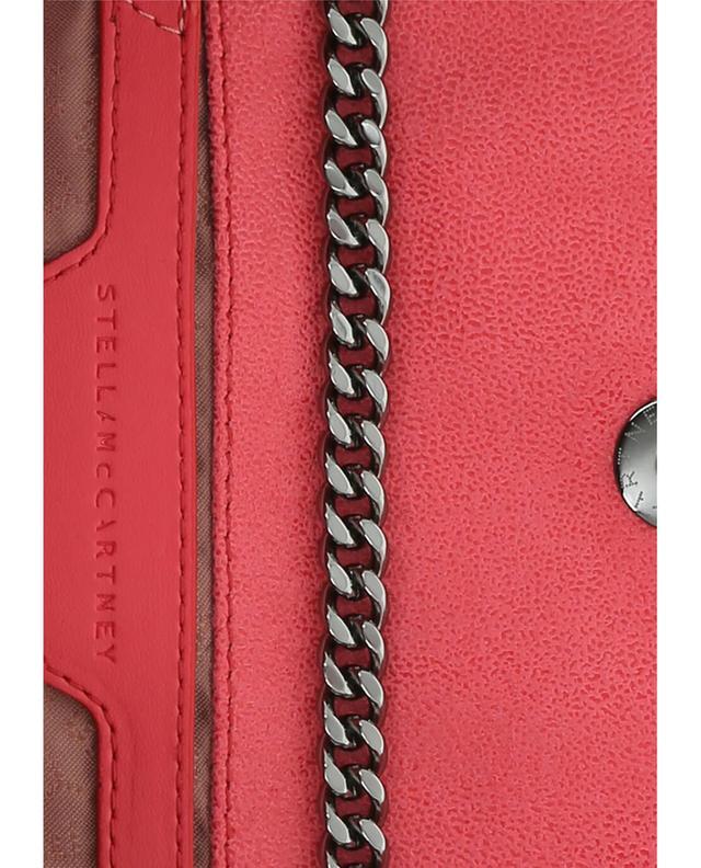Falabella small faux-leather shoulder bag STELLA MCCARTNEY