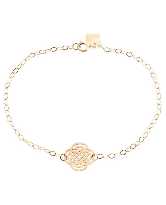 Purity pink gold bracelet GINETTE NY