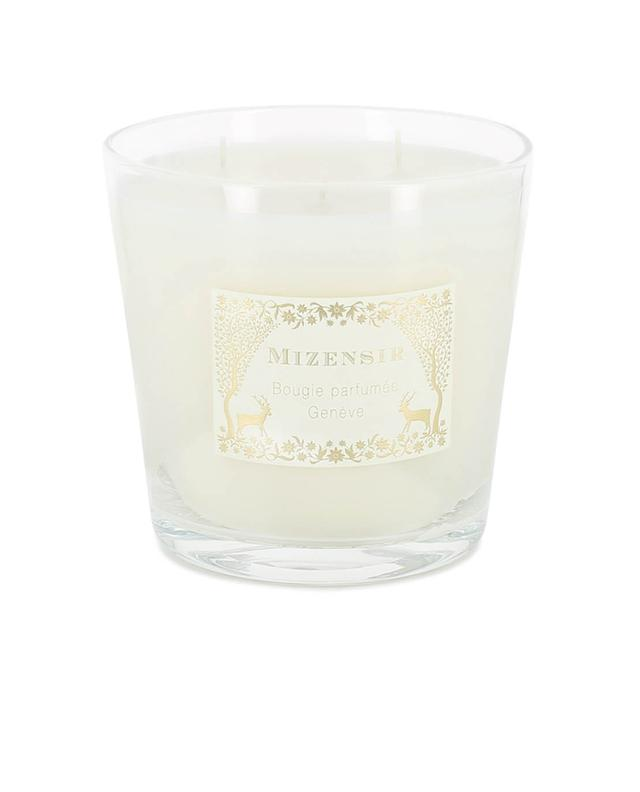 Mizensir fruits confits scented candle white a56592