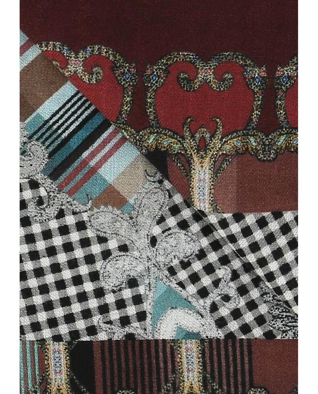 Schal aus Wolle und Kaschmir ETRO