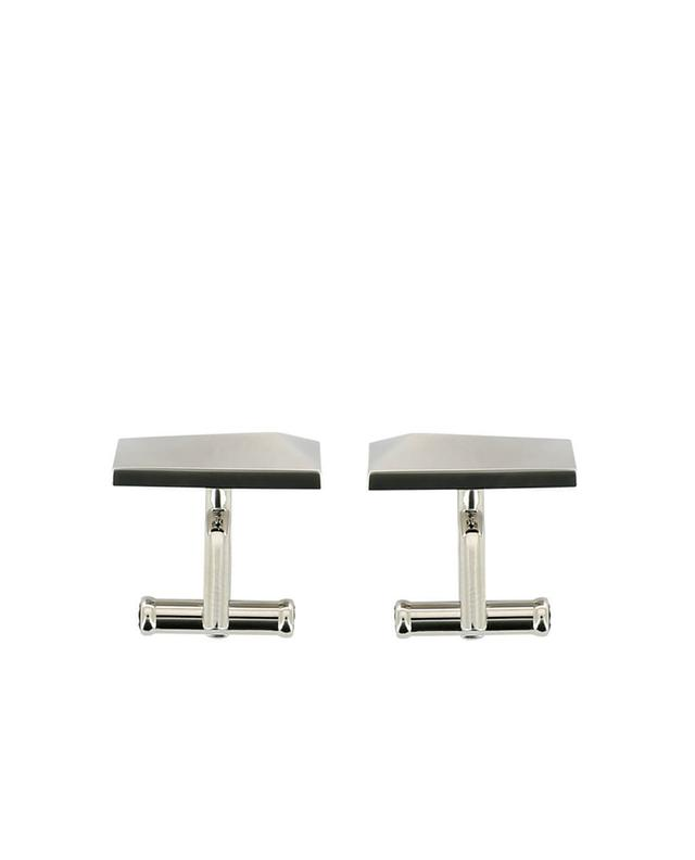 Montblanc heritage cuff links silver a61413