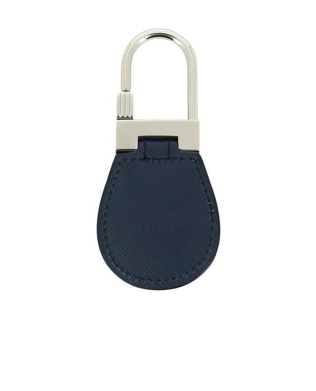 Montblanc sartorial key ring navyblue a61417