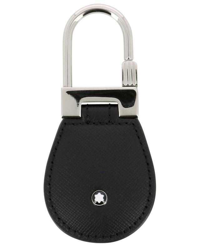 Montblanc sartorial key ring black a61418