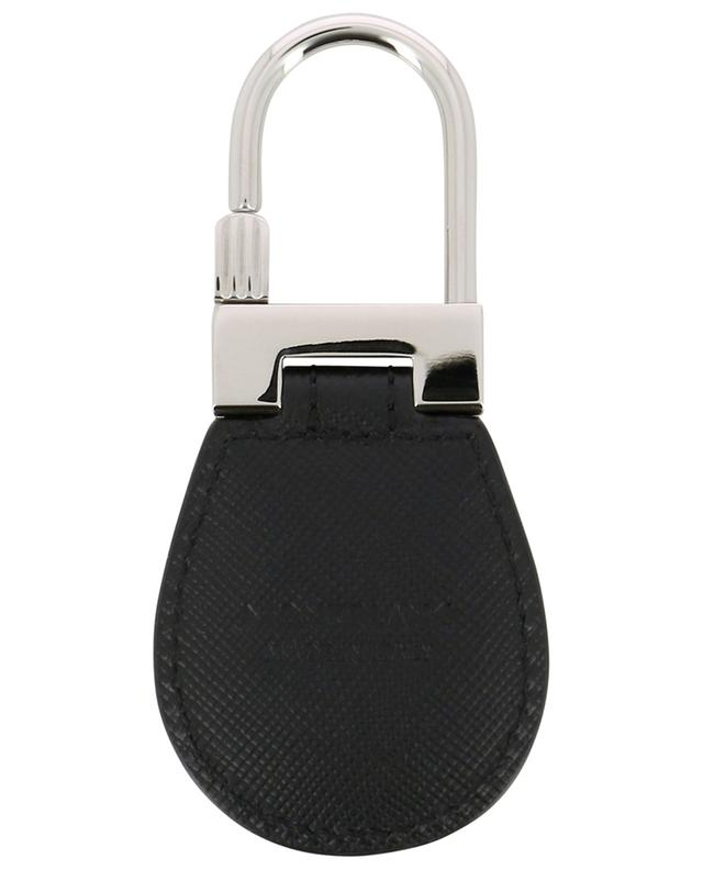 Montblanc sartorial key ring black a61418