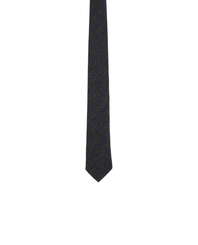 Krawatte aus Seide und Schurwolle ALTEA