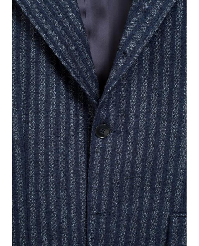 Blazer en laine rayé ATELIER BG