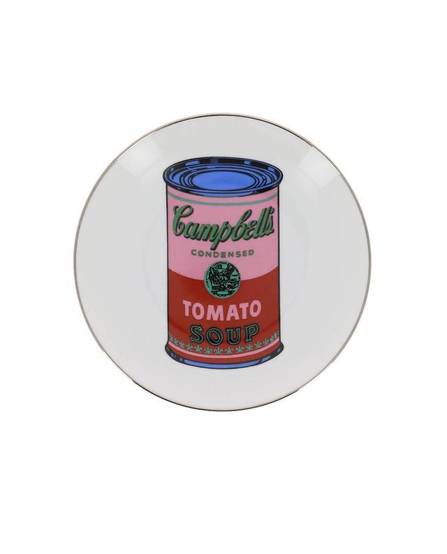 Porzellanteller Campbell's LIGNE BLANCHE