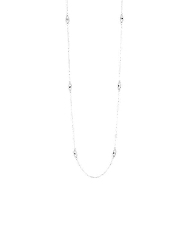 Dinh van menottes white gold necklace whitegold a62084