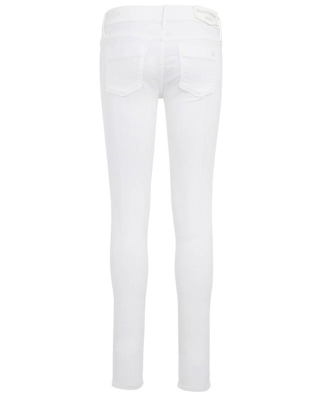Black Orchid Jean skinny stretch Blanc
