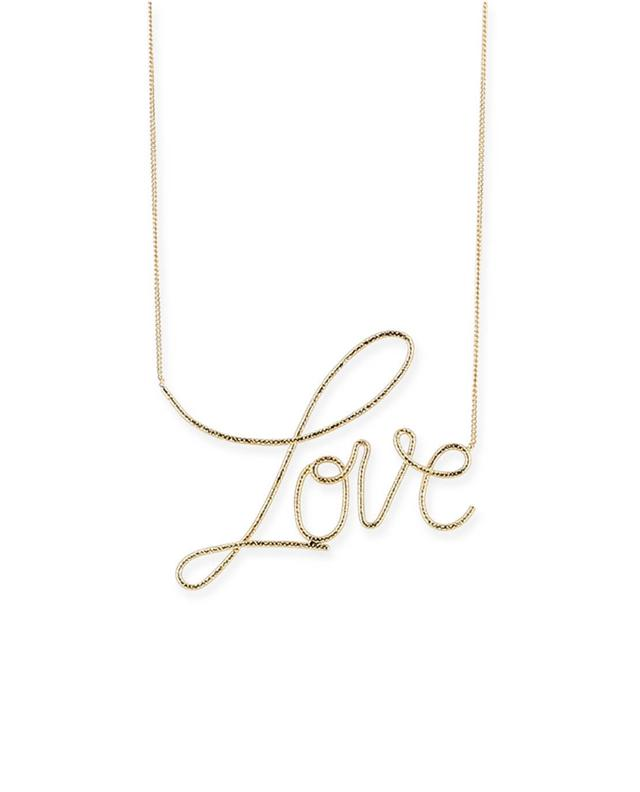Love Necklace CAROLINE NAJMAN