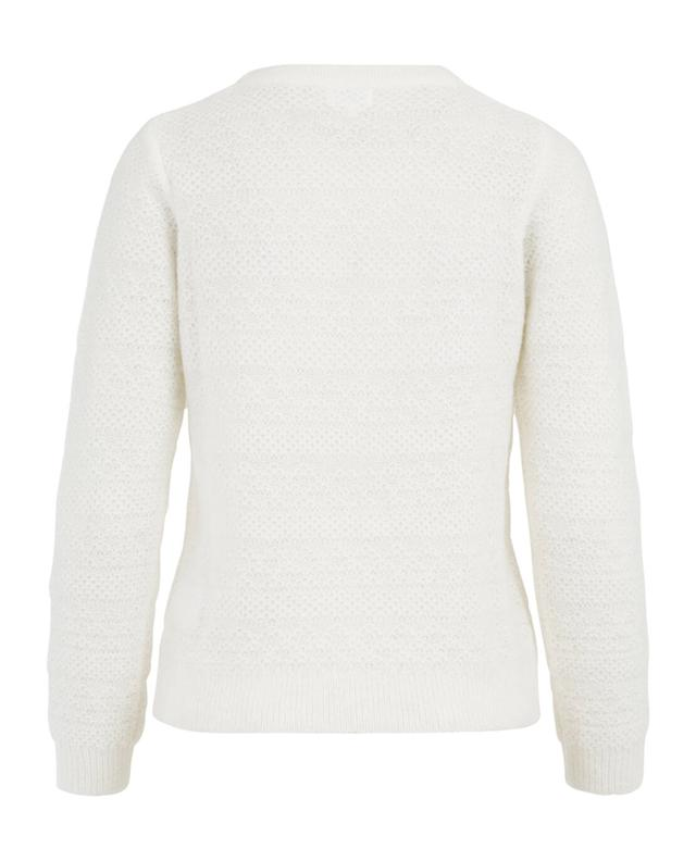 Pullover aus Woll- und Mohairmix Nell PABLO