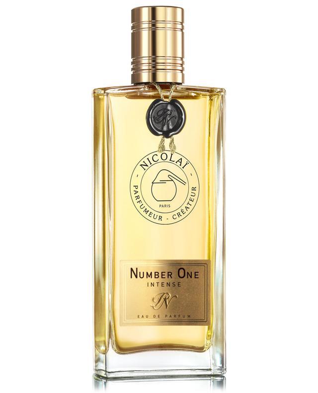 Eau de parfum Number One Intense NICOLAI
