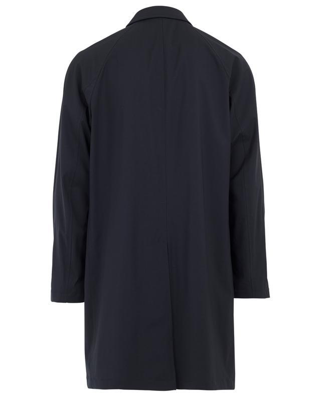 Manteau léger en laine ERMENEGILDO ZEGNA