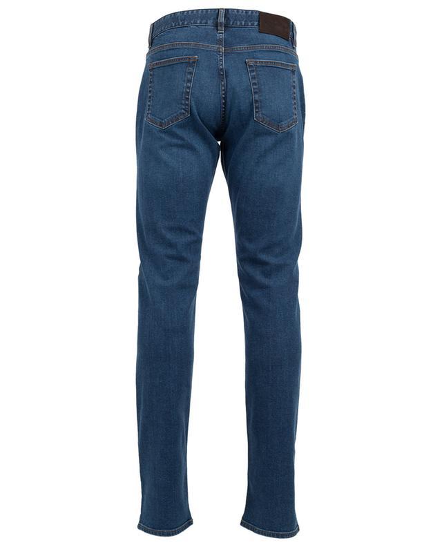 Cotton blend slim fit jeans ERMENEGILDO ZEGNA
