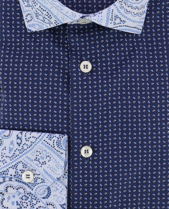 Hemd aus Baumwolle mit Print ETRO