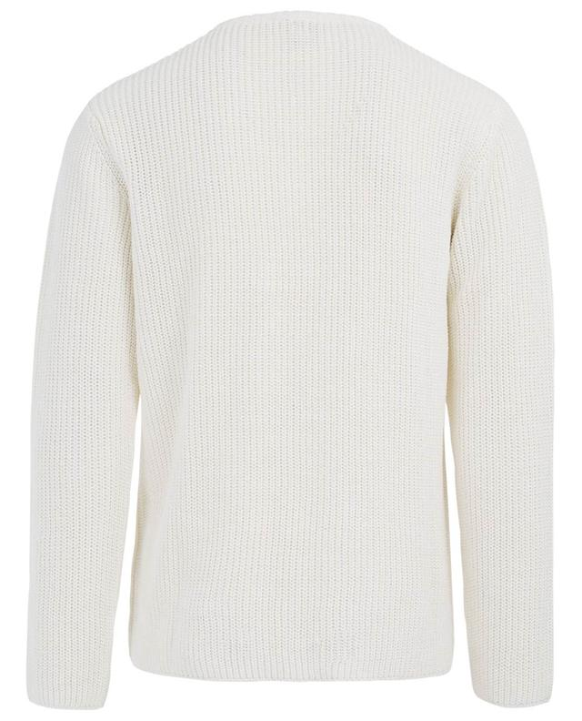 Linen and cotton jumper ELEVENTY