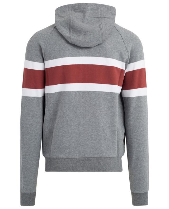 Sweatshirt mit Reissverschluss aus Baumwolle Z ZEGNA