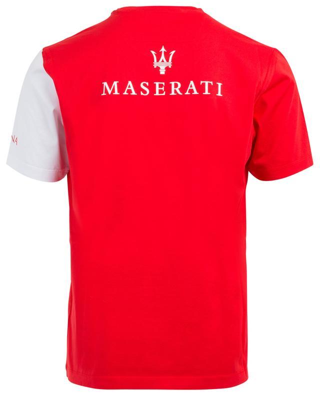 T-Shirt aus Baumwolle Maserati Z ZEGNA