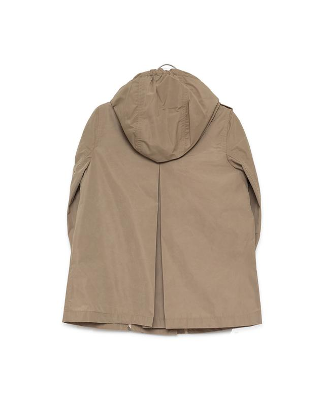 Margeretta water repellent trench coat BURBERRY
