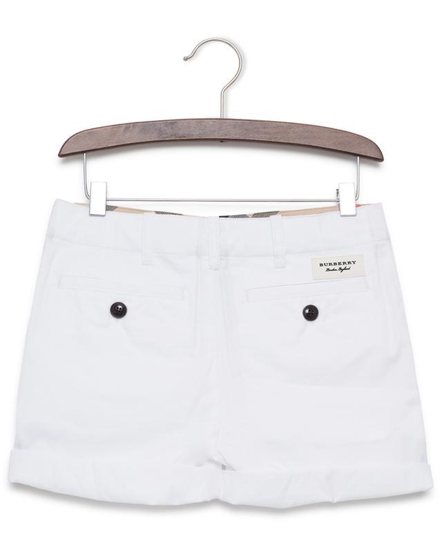 Tina cotton shorts BURBERRY