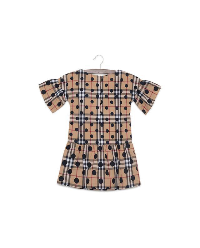 Anabella cotton dress BURBERRY