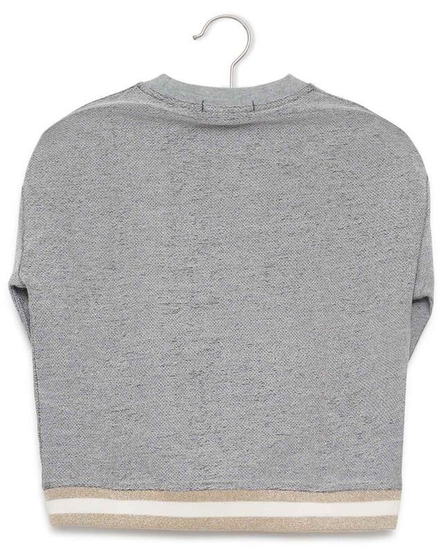 Eli cotton blend sweatshirt BURBERRY