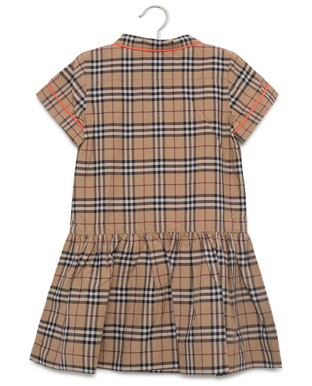 Melanie cotton dress BURBERRY