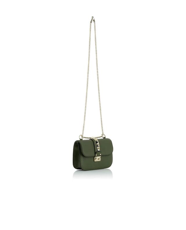 Tasche aus Leder Small Chain Shoulder Bag VALENTINO