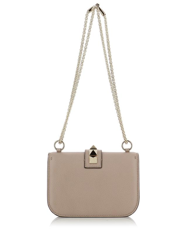 Small Chain leather Shoulder Bag VALENTINO