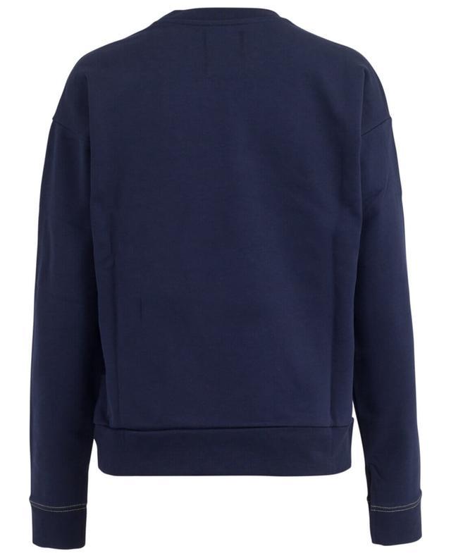 Besticktes Sweatshirt aus Baumwolle Hear Me Roar ZOE KARSSEN