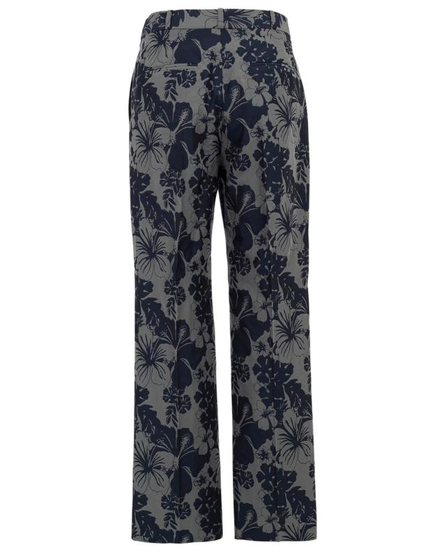 Pantalon large en viscose mélangée STELLA MCCARTNEY
