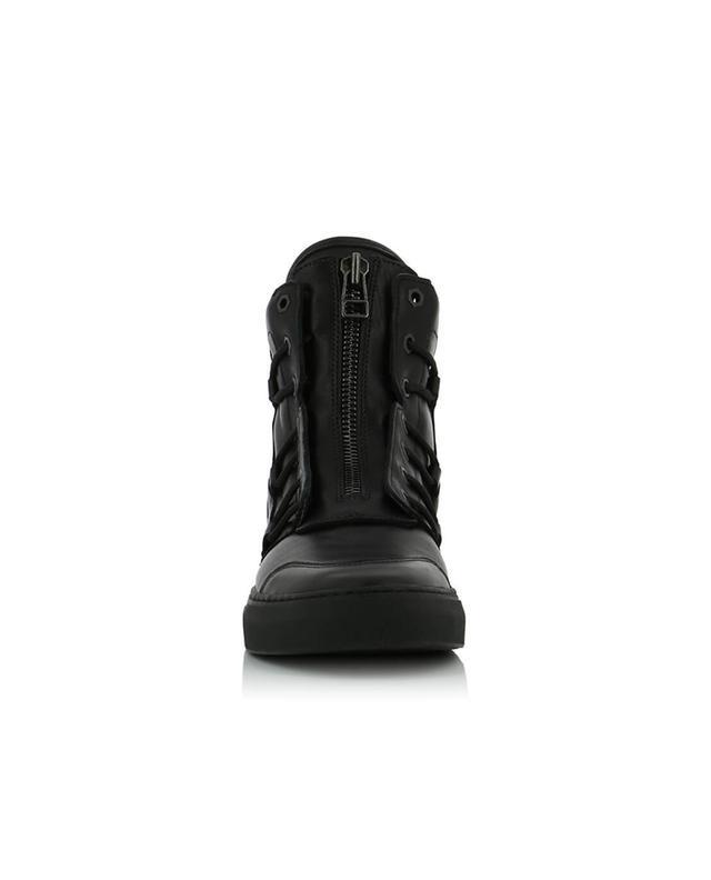 Hohe Sneakers aus Leder HELMUT LANG