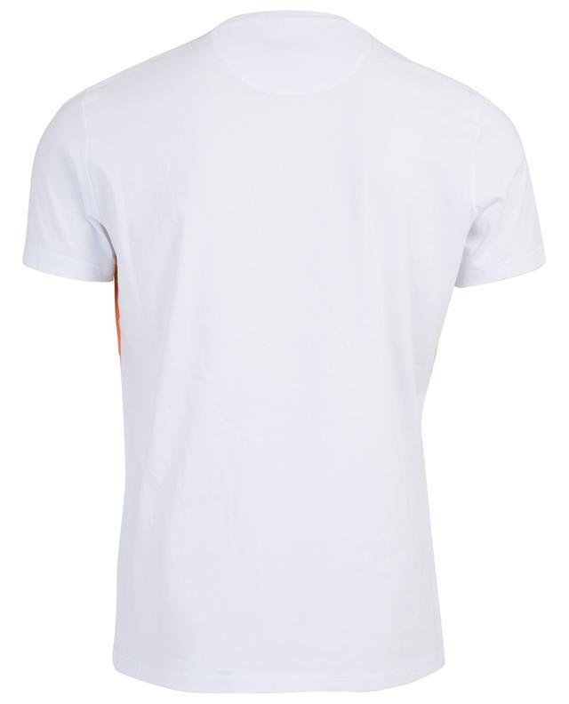 T-Shirt aus Baumwolle Landscape WOOLRICH