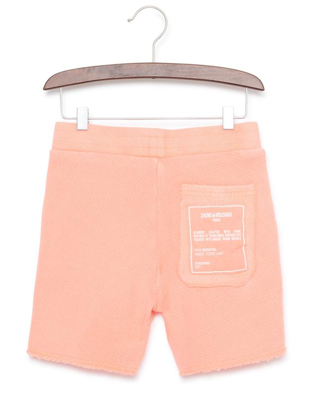 Kurt cotton sweat shorts ZADIG & VOLTAIRE