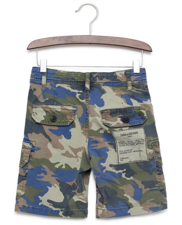 Shorts aus Baumwollmix Lucas ZADIG & VOLTAIRE