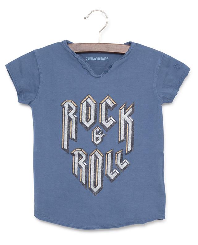 T-Shirt aus Baumwolle Boxo ZADIG & VOLTAIRE