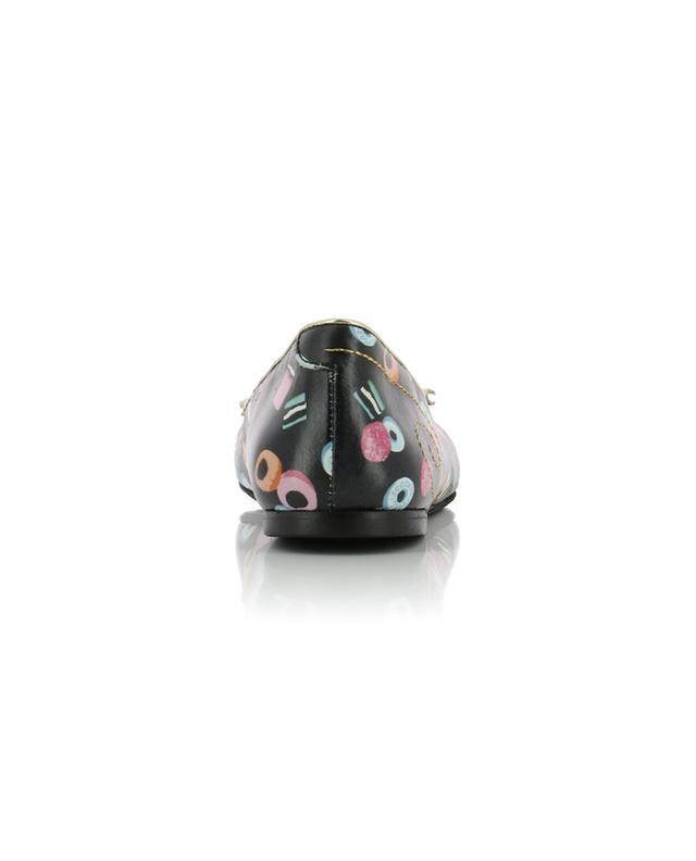 Ballerines en cuir Candy Mouse LITTLE MARC JACOBS