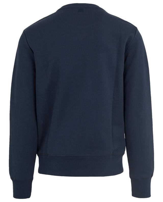 Sweat-shirt en coton AMI