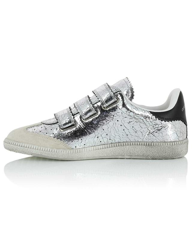 Beth leather and suede sneakers ISABEL MARANT