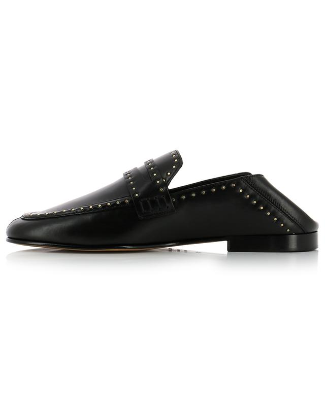 Fezzy leather loafers ISABEL MARANT