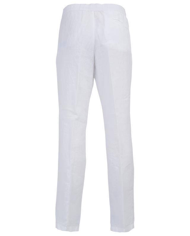 Linen trousers Z ZEGNA
