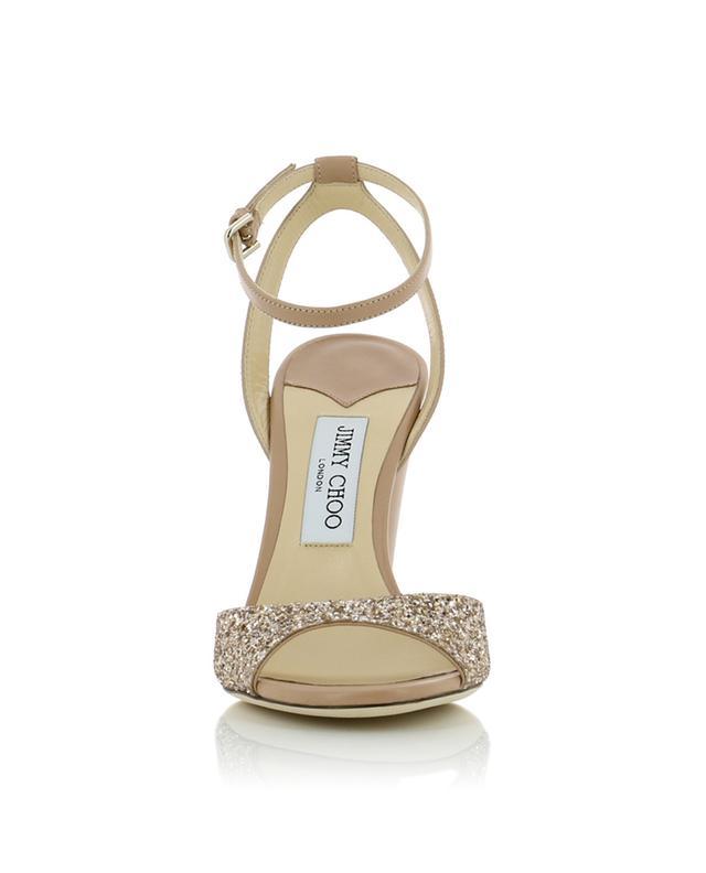 Sandalen aus Leder Miranda JIMMY CHOO