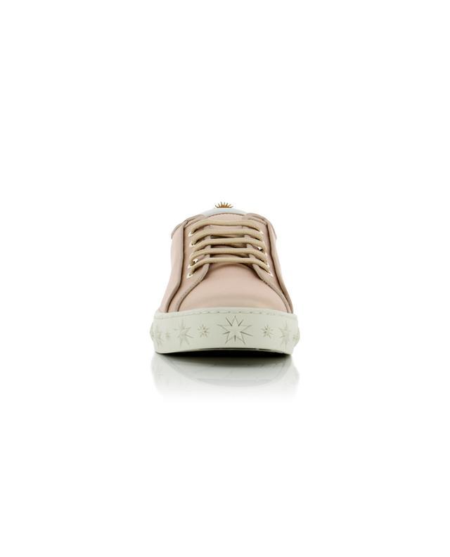 Sneakers aus Satin L.A. AQUAZZURA