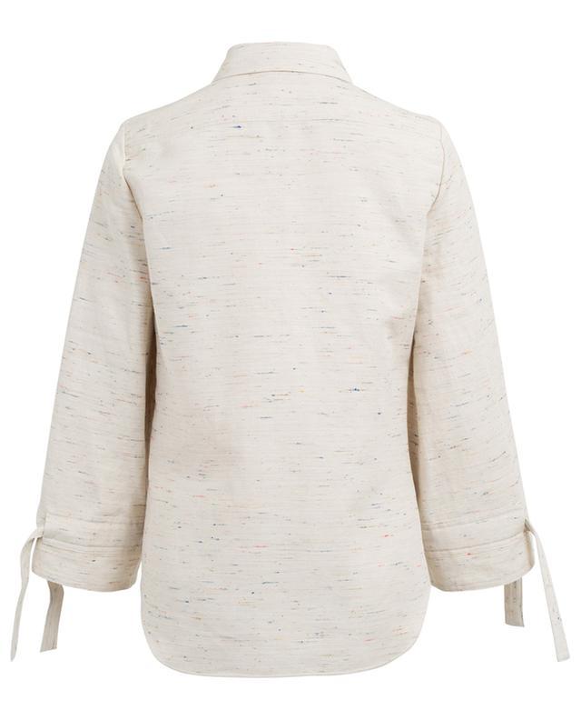 Hemd aus Baumwollgemisch CHLOE